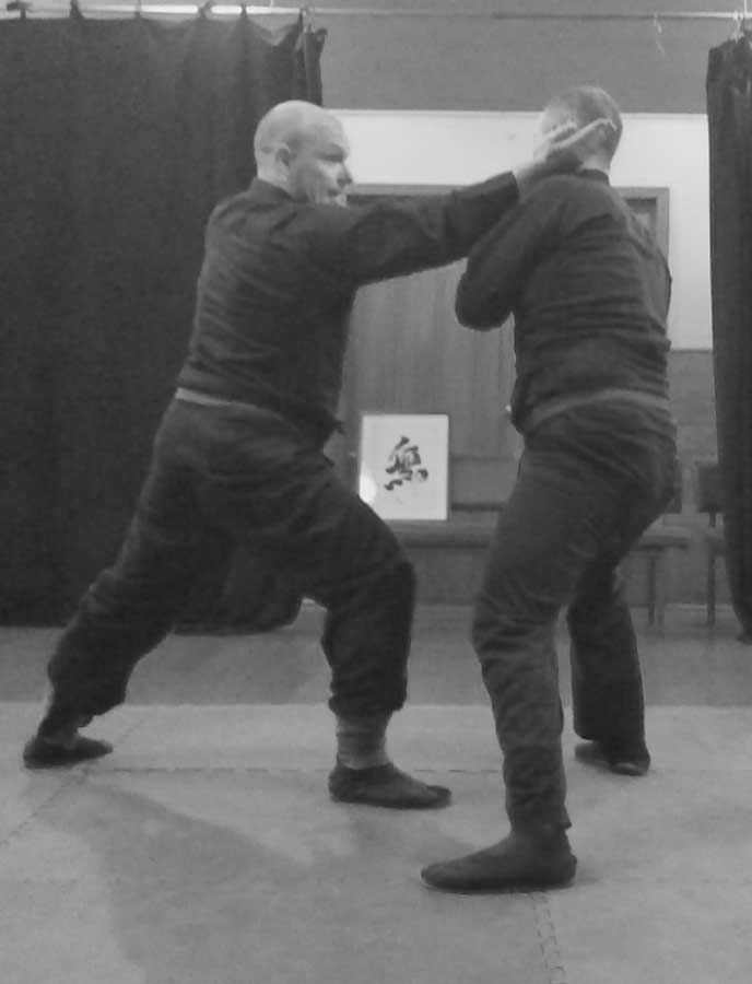 Defence against a punch 5 | Traditional Martial Arts | Melbourne, Victoria, Australia
