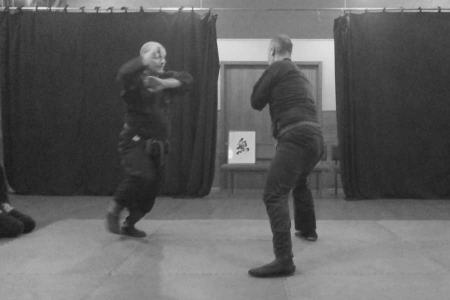 Defence against a punch 4 | Traditional Martial Arts | Melbourne, Victoria, Australia